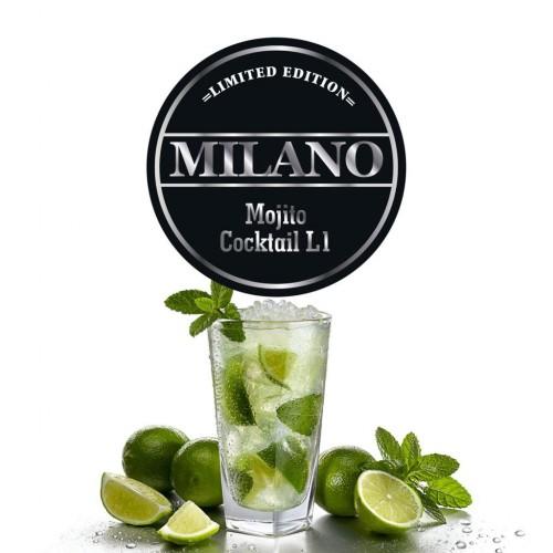 Табак Milano Limited Edition Mojito Coctail L1 (Мохито Коктейль) - 100 грамм