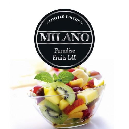 Табак Milano Limited Edition Paradise Fruit L40 (Парадайс Фрут) - 100 грамм
