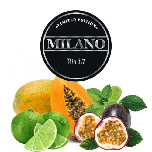 Табак Milano Limited Edition Rio L7 (Рио) - 100 грамм