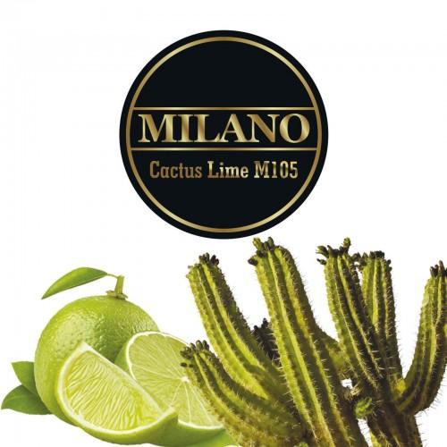 Табак Milano Cactus Lime M105 (Кактус Лайм) - 100 грамм