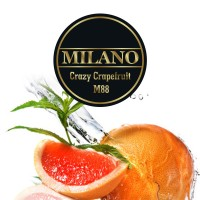 Табак Milano Crazy Grapefruit M88 (Сумашедший Грейпфрут) - 100 грамм