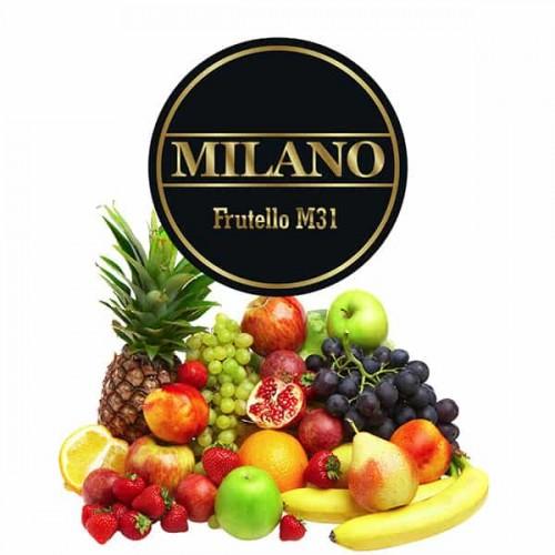 Тютюн Milano Frutello M31 (Фруктовий Мікс) - 100 грам