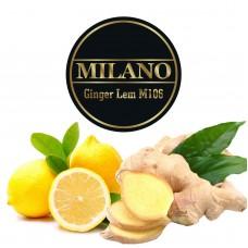 Табак Milano Ginger Lem M106 (Имбирь Лимон) - 100 грамм