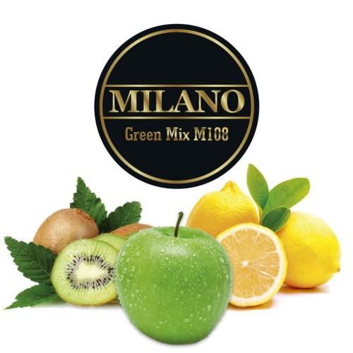 Табак Milano Green Mix M108 (Зеленый Микс) - 100 грамм