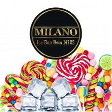 Табак Milano Ice Bon Bom M101 (Лед Бом Бом) - 100 грамм