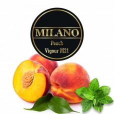 Tobacco Milano Peach Vigour M21 (Peach Mint) - 100 grams