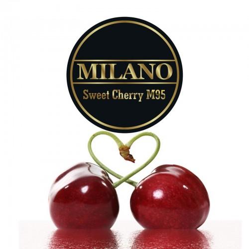 Табак Milano Sweet Сherry M95 (Сладккая Вишня) - 100 грамм