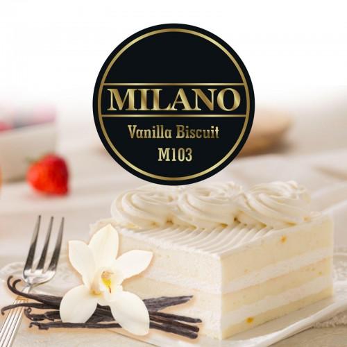 Табак Milano Vanilla Biscuit M103 (Ванильный Бисквит) - 100 грамм