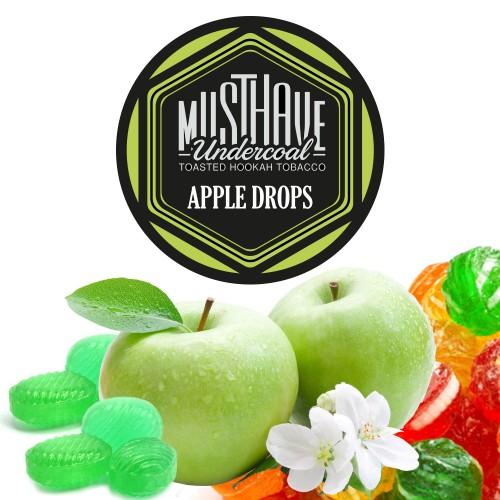 Табак Must Have Apple Drops (Яблочные Леденцы) - 125 грамм