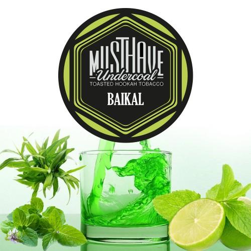 Табак Must Have Baikal (Байкал) - 125 грамм