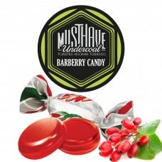 Тютюн Must Have Barberry Candy (Барбарисова Цукерка) - 125 грам