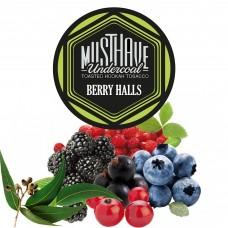 Тютюн Must Have Berry Holls (Ягідный Холс) - 125 грам