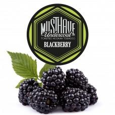 Тютюн Must Have Blackberry (Ожина) - 125 грам