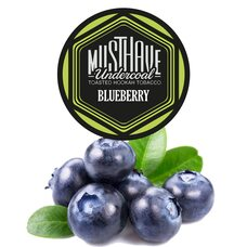 Тютюн Must Have Blueberry (Чорниця) - 125 грам