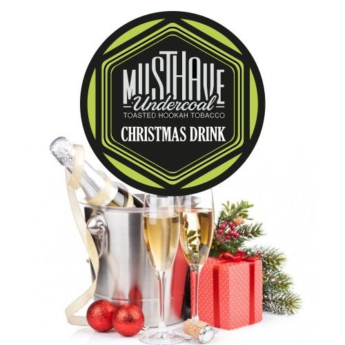 Табак Must Have Christmas Drink (Рождественский Напиток) - 125 грамм