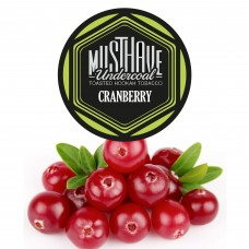 Тютюн Must Have Cranberry (Журавлина) - 125 грам