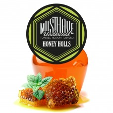 Табак Must Have Honey Holls (Медовый Холлс) - 125 грамм