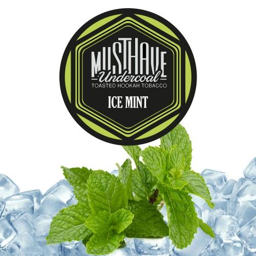 Тютюн Must Have Ice Mint (Лід М'ята) - 125 грам