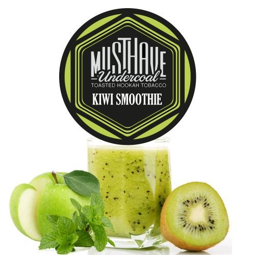 Табак Must Have Kiwi Smoothie (Киви Смузи) - 125 грамм