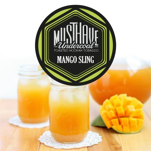 Табак Must Have Mango Sling (Манго Слинг) - 125 грамм