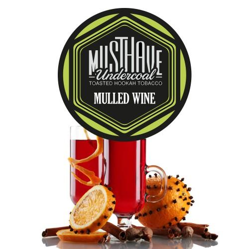 Табак Must Have Mulled Wine (Глинтвейн) - 125 грамм