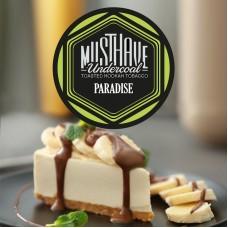 Табак Must Have Paradise (Рай) - 125 грамм