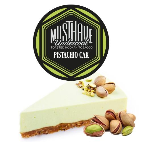 Табак Must Have Pistachio Cake (Фисташковый Пирог) - 125 грамм