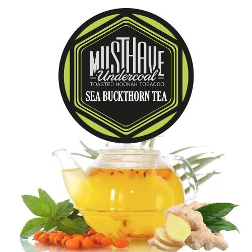 Табак Must Have Sea Buckthorn Tea (Облепиховый Чай) - 125 грамм