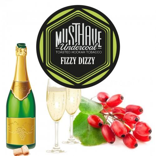 Табак Must Have Fizzy Dizzy (Шампанское Барбарис) - 125 грамм