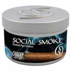 Табак Social Smoke Cigar (Сигара) - 100 грамм