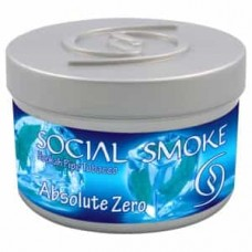 Tobacco Social Smoke Absolute Zero - 100 grams