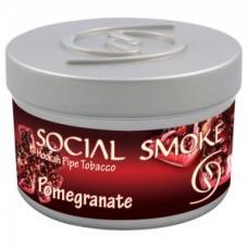 Тютюн Social Smoke Pomegranate (Гранат) - 100 грам