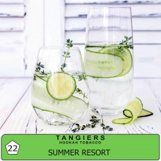 Табак Tangiers Birquq Summer Resort (Летний Курорт) - 250 грамм