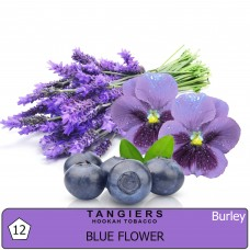 Tobacco Tangiers Burley Blue Flower (Blue Flowers) - 250 grams