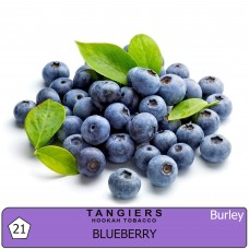 Табак Tangiers Burley Blueberry (Черника) - 250 грамм