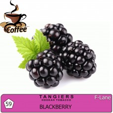 Табак Tangiers F-Line BlackBerry (Ежевика) - 250 грамм