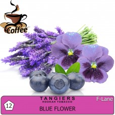 Tobacco Tangiers F-Line Blue Flower (Blue Flowers) - 250 grams