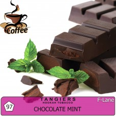 Tobacco Tangiers F-Line Chocolate Mint (Chocolate Mint) - 250 grams