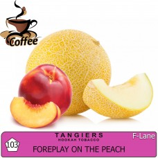 Tobacco Tangiers F-Line Foreplay on the Peach (Peach Weasels) - 250 grams