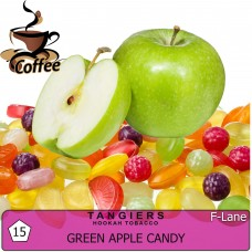 Tobacco Tangiers F-Line Green Apple Candy (Apple Lollipops) - 250 grams