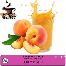 Табак Tangiers F-Line Juicy Peach (Сочный Персик) - 250 грамм