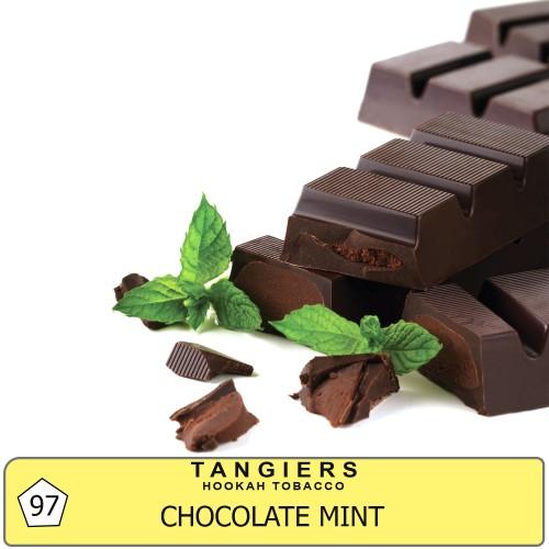 Табак Tangiers Noir Chocolate Mint (Шоколад Мята) - 250 грамм