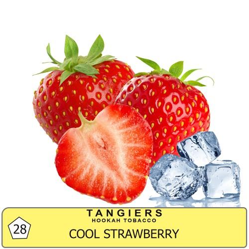 Табак Tangiers Noir Cool Strawberry (Прохладная Клубника) - 250 грамм