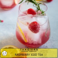 Табак Tangiers Noir Raspberry Iced Tea (Малиновый Чай со Льдом) - 250 грамм