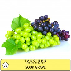 Табак Tangiers Noir Sour Grape (Кислый Виноград) - 250 грамм