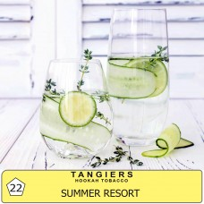 Табак Tangiers Noir Summer Resort (Летний Курорт) - 250 грамм
