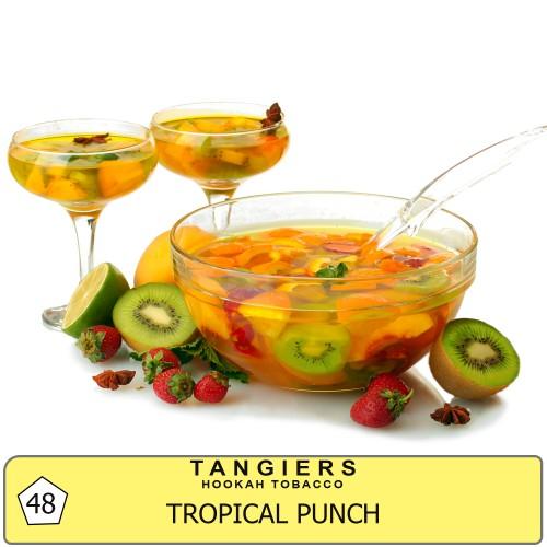 Табак Tangiers Noir Tropical Punch (Тропический Пунш) - 250 грамм