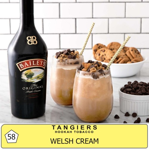 Табак Tangiers Noir Welsh Cream (Уэлльские Cливки) - 250 грамм