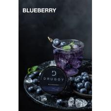 Табак Drugoy Black Blueberry (Черника) - 100 грамм