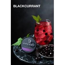 Табак Drugoy Blackcurrant (Черная Смородина) - 100 грамм